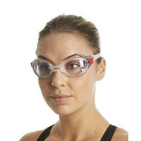 Speedo Unisex Schwimmbrille Futura Biofuse, clear, one size, 8-012323518
