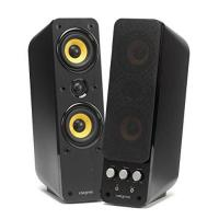 Creative GigaWorks T40 Series II. Lautsprecher 2.0 Stereo/AUX-IN, Line-IN/16W RMS schwarz