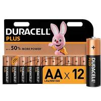 Batterie Duracell Plus Power Typ AA Alkaline Batterien, 12er Pack