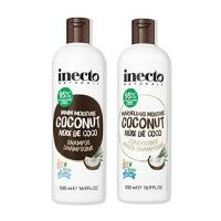 Kokos Shampoo Inecto Pure Coconut Shampoo + Conditioner