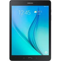 Android Tablet Samsung Galaxy Tab A T550N 24,6 cm (9,7 Zoll) WiFi Tablet-PC (Quad-Core, 1,2 GHz, 16 GB, Android 5.0) schwarz