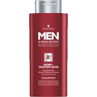 Men Shampoo Schwarzkopf Men Arginin Wachstums-Faktor Shampoo, 4er Pack (4 x 250 ml)