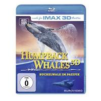Humpback Whales (inkl. 2D-Version) [3D Blu-ray]