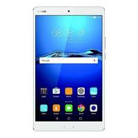 Android Tablet Huawei MediaPad M3 Silver WiFi (32 GB Festplatte, 4 GB RAM, AndroidTM 6, EMUI 4.1) silber