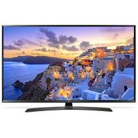 LG 49UJ635V 123 cm (49 Zoll) Fernseher (Ultra HD, Triple Tuner, Smart TV, Active HDR)