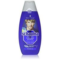Men Shampoo Schwarzkopf Schauma Shampoo For Men, 5er Pack (5 x 400 ml)
